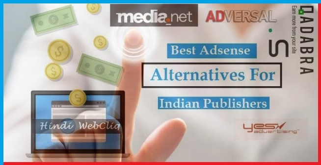 ad networks for hindi publishers